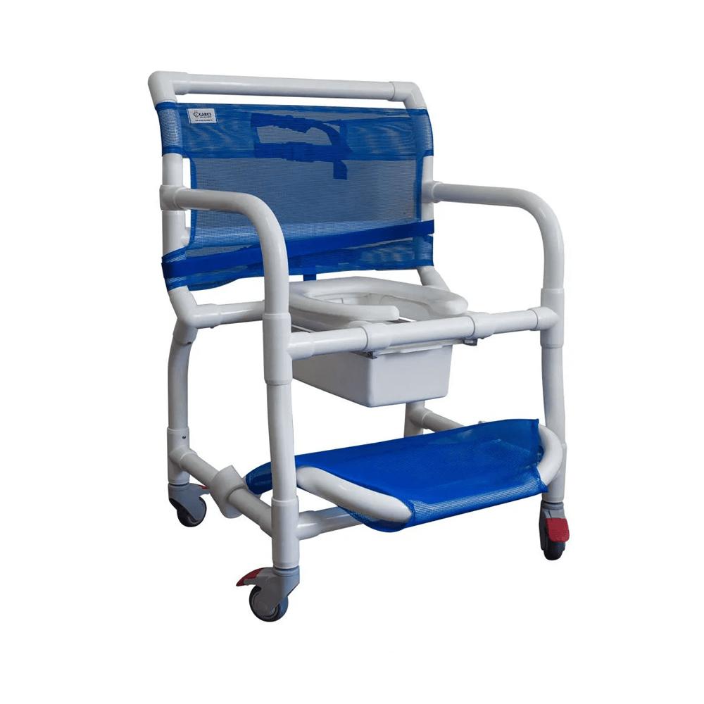 Cadeira de Banho para Obesos 300CLO