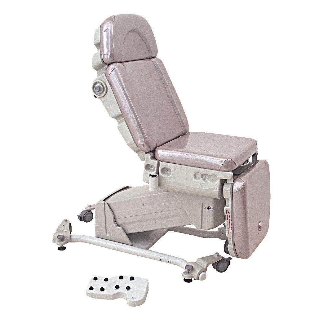 Cadeira para Exames de Dermato / Plástica / Otorrino / Oftalmo