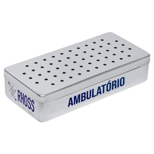 Caixa Básica para Ambulatório