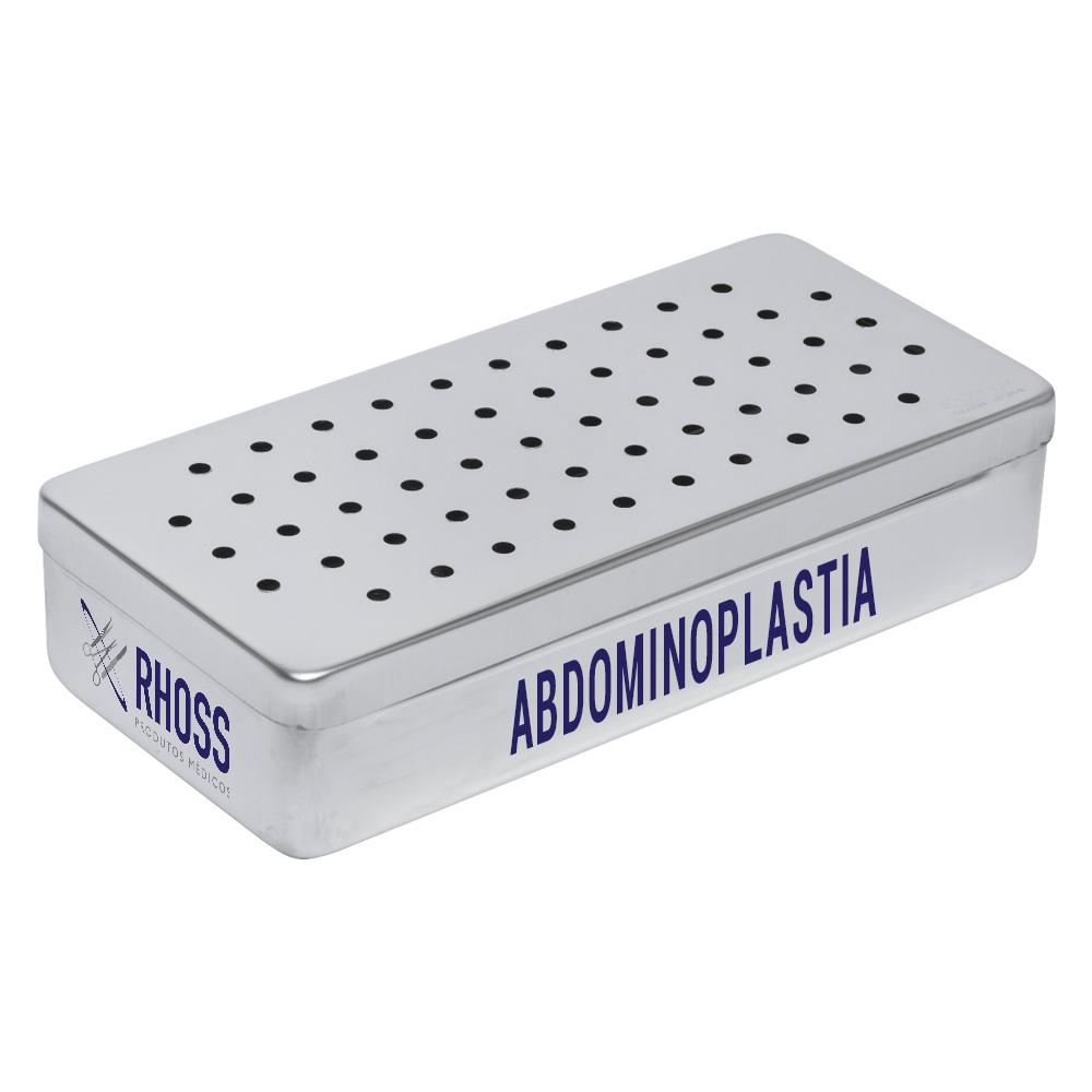 Caixa para Abdominoplastia