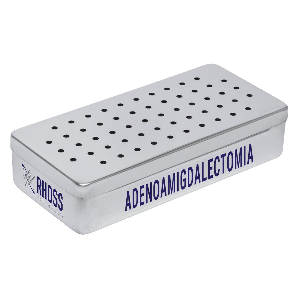 Caixa para Adenoamigdalectomia