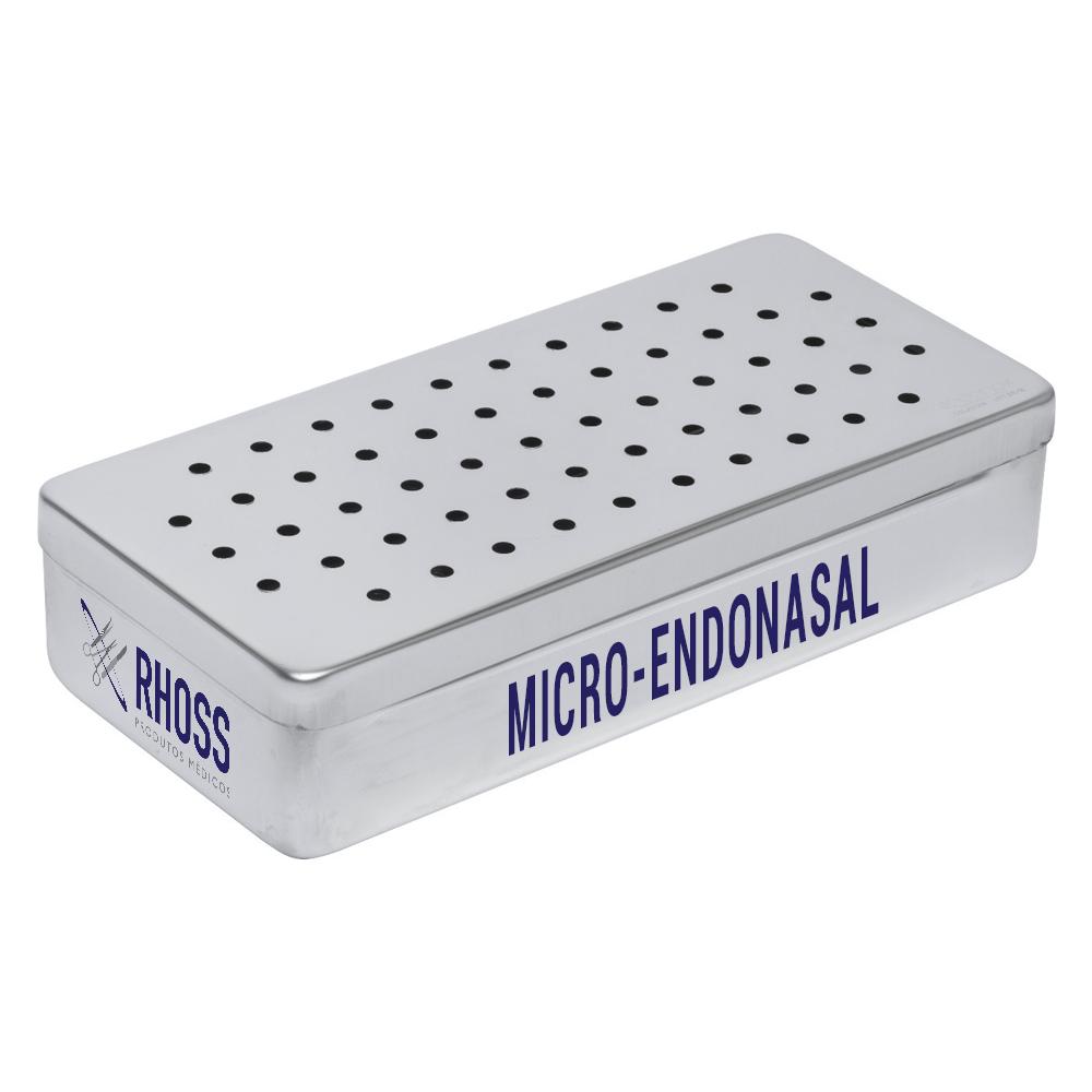 Caixa para Cirurgia Micro-Endonasal