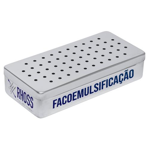 Caixa para Facoemulsificação