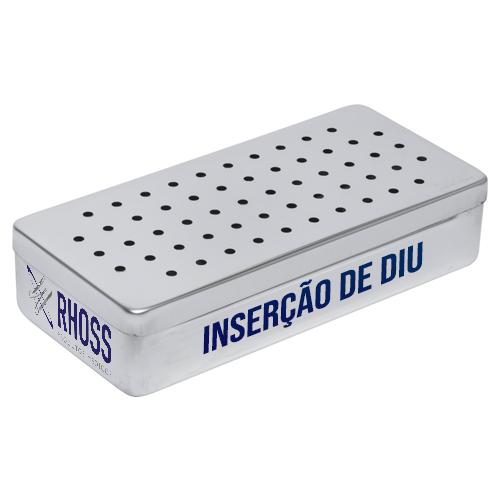 Caixa para Inserção de DIU