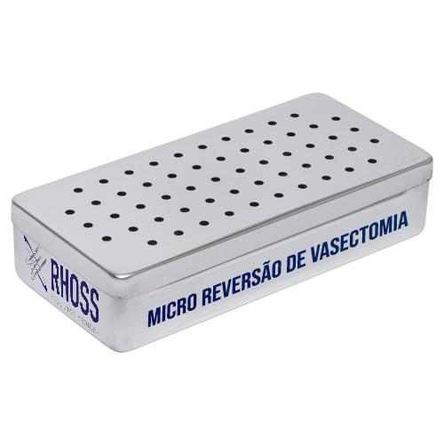 Caixa para Micro Reversão de Vasectomia