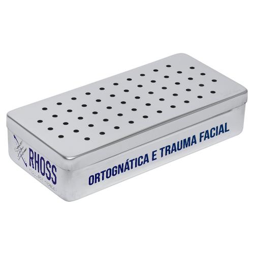 Caixa para Ortognática e Trauma Facial