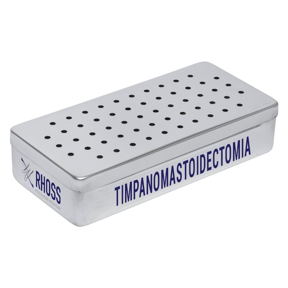 Caixa para Timpanomastoidectomia