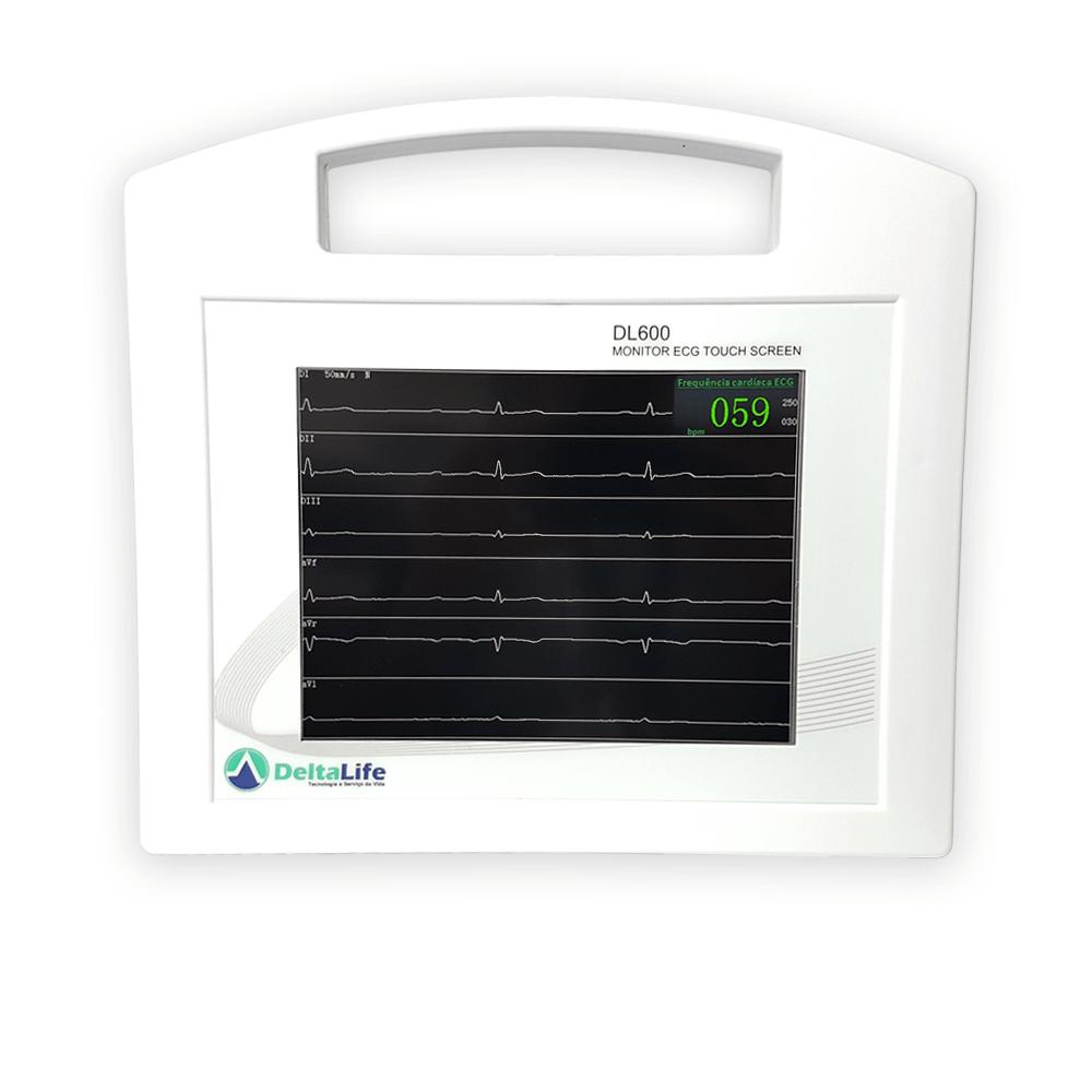 Eletrocardiógrafo DL600
