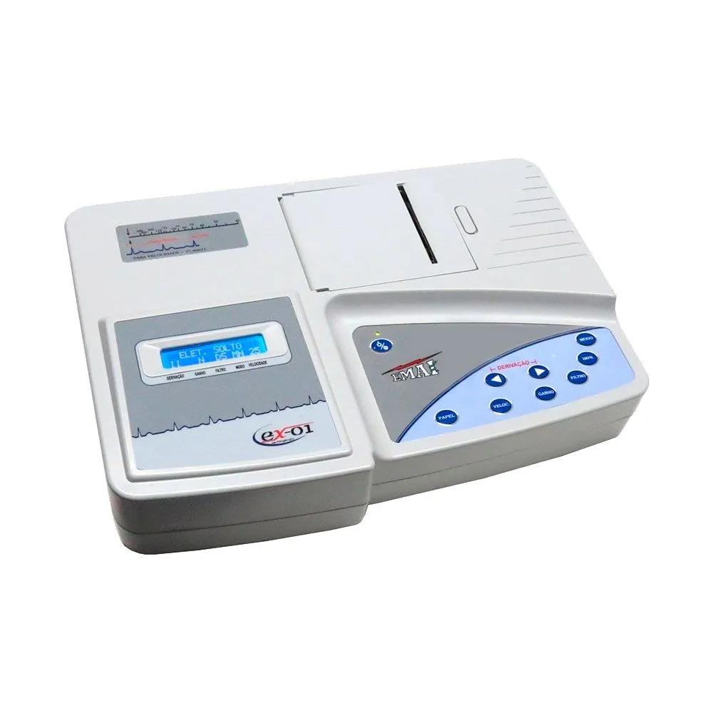 Eletrocardiógrafo EX-01