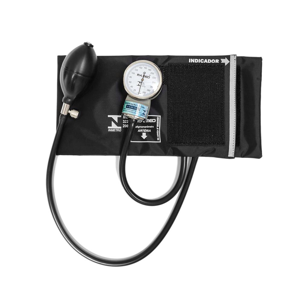 Esfigmomanômetro Adulto P. A. Med