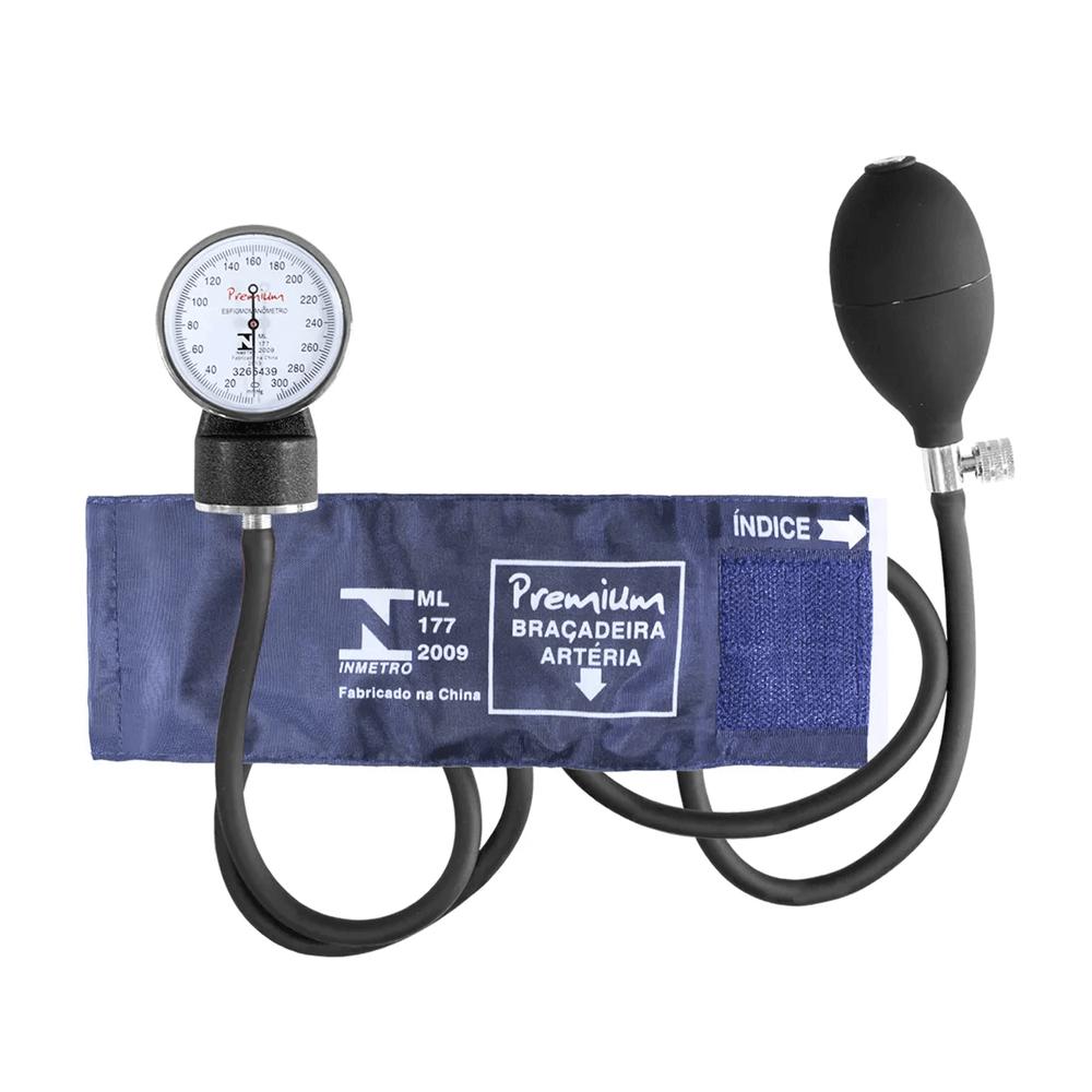Esfigmomanômetro Infantil Premium