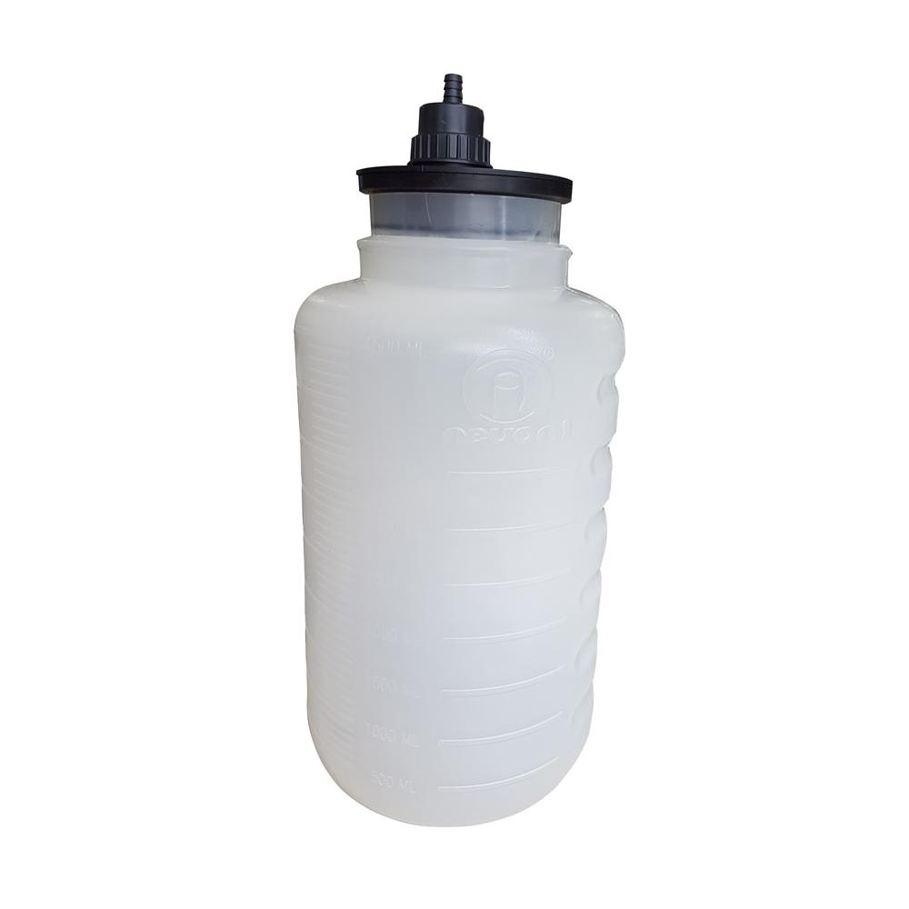 Frasco de plástico de 5 litros para aspirador