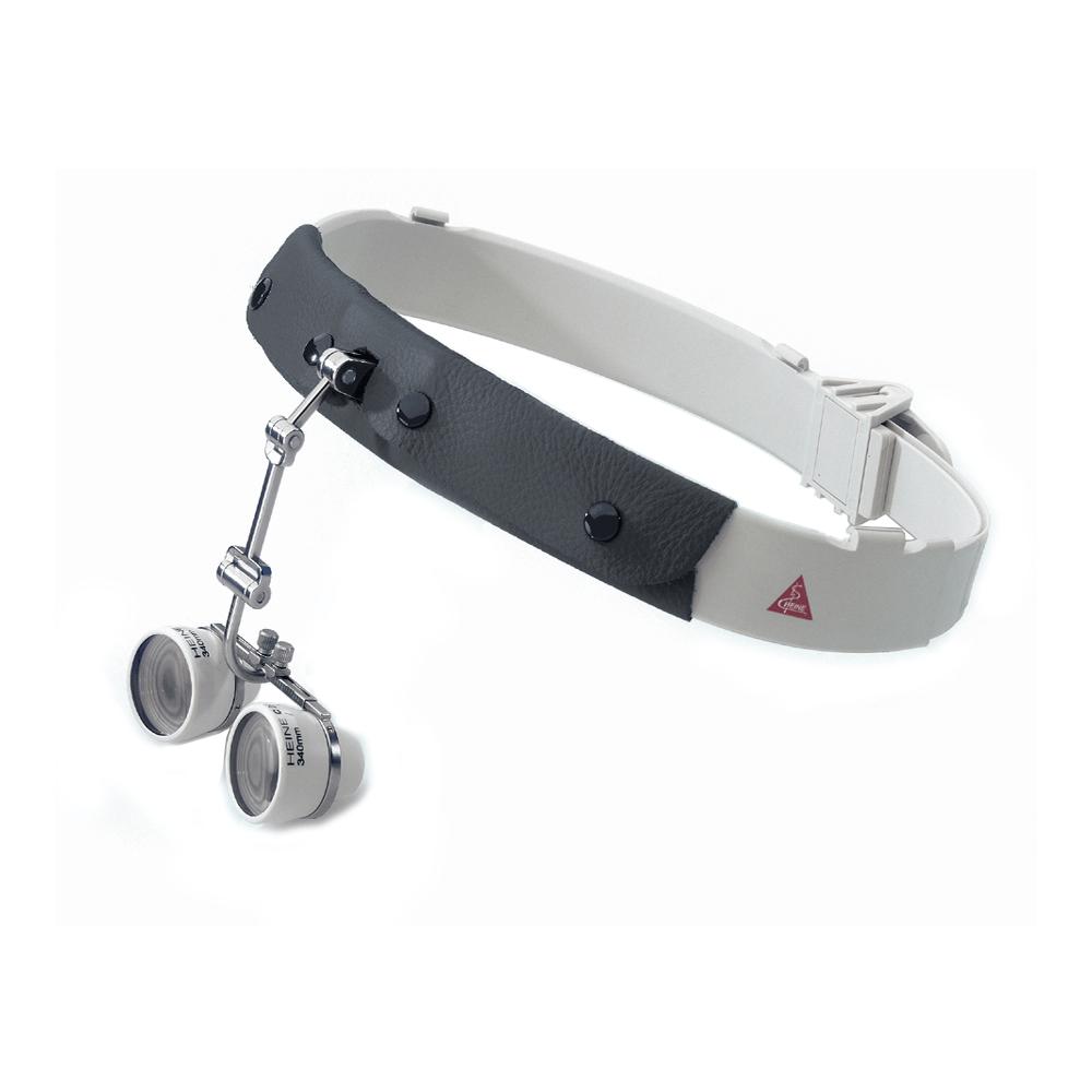 Lupa Binocular C 2,3x com cinta ajustável