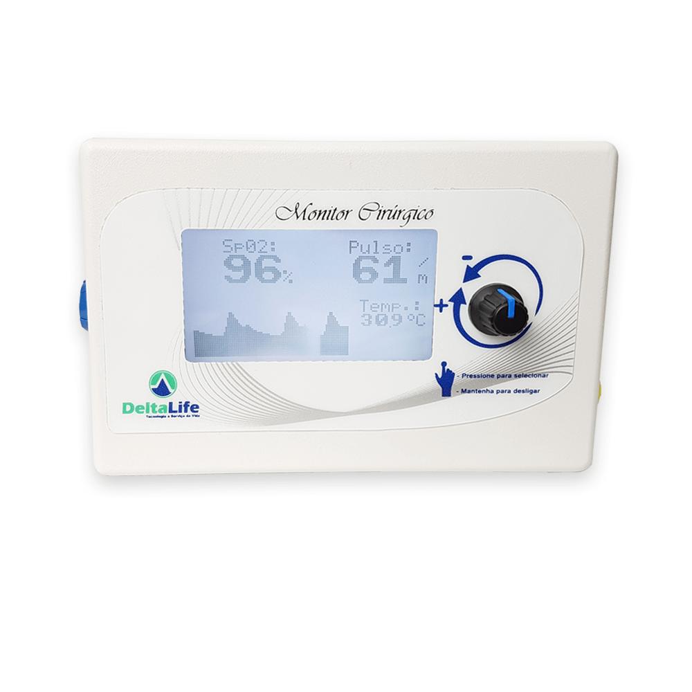 Monitor Cirúrgico Oxypet DL410