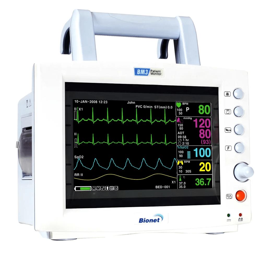 Monitor de Sinais Vitais BM3