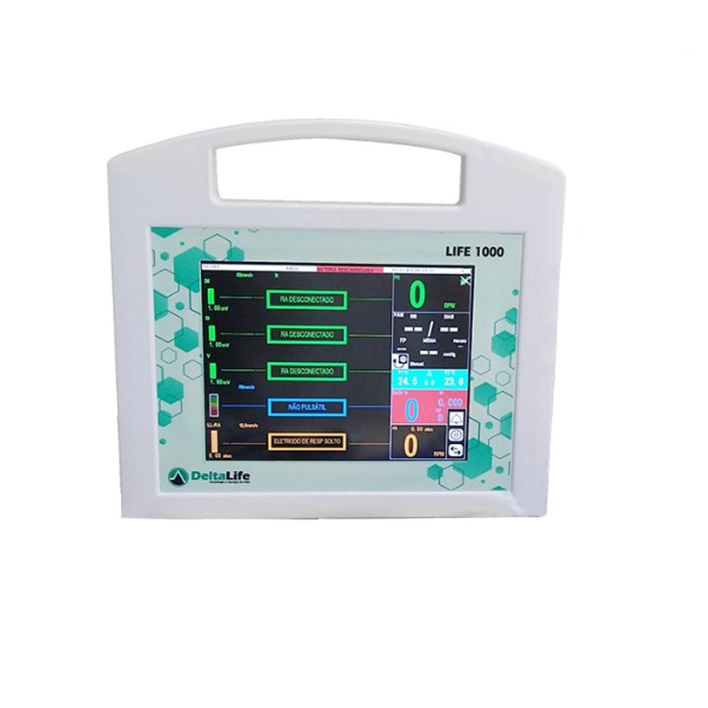 Monitor de Sinais Vitais Life 1000