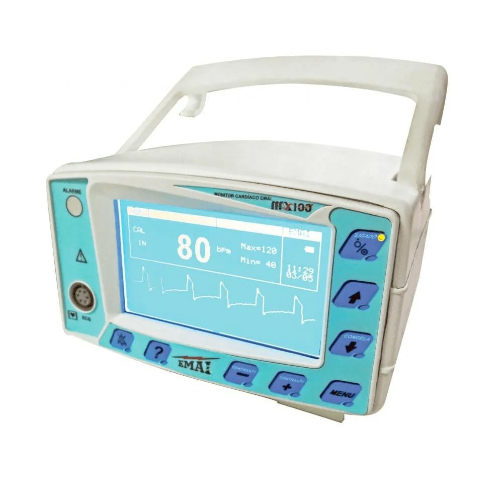 Monitor de Sinais Vitais MX-100