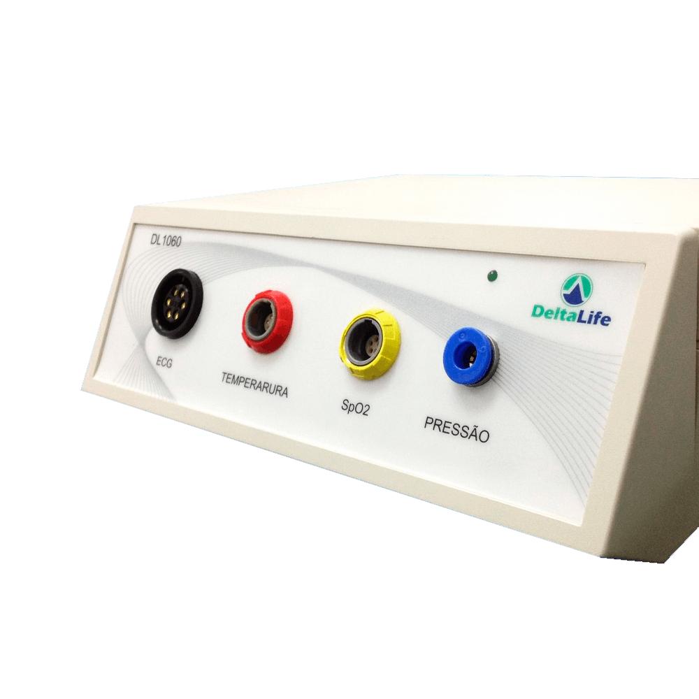 Monitor Multiparamétrico DL1060