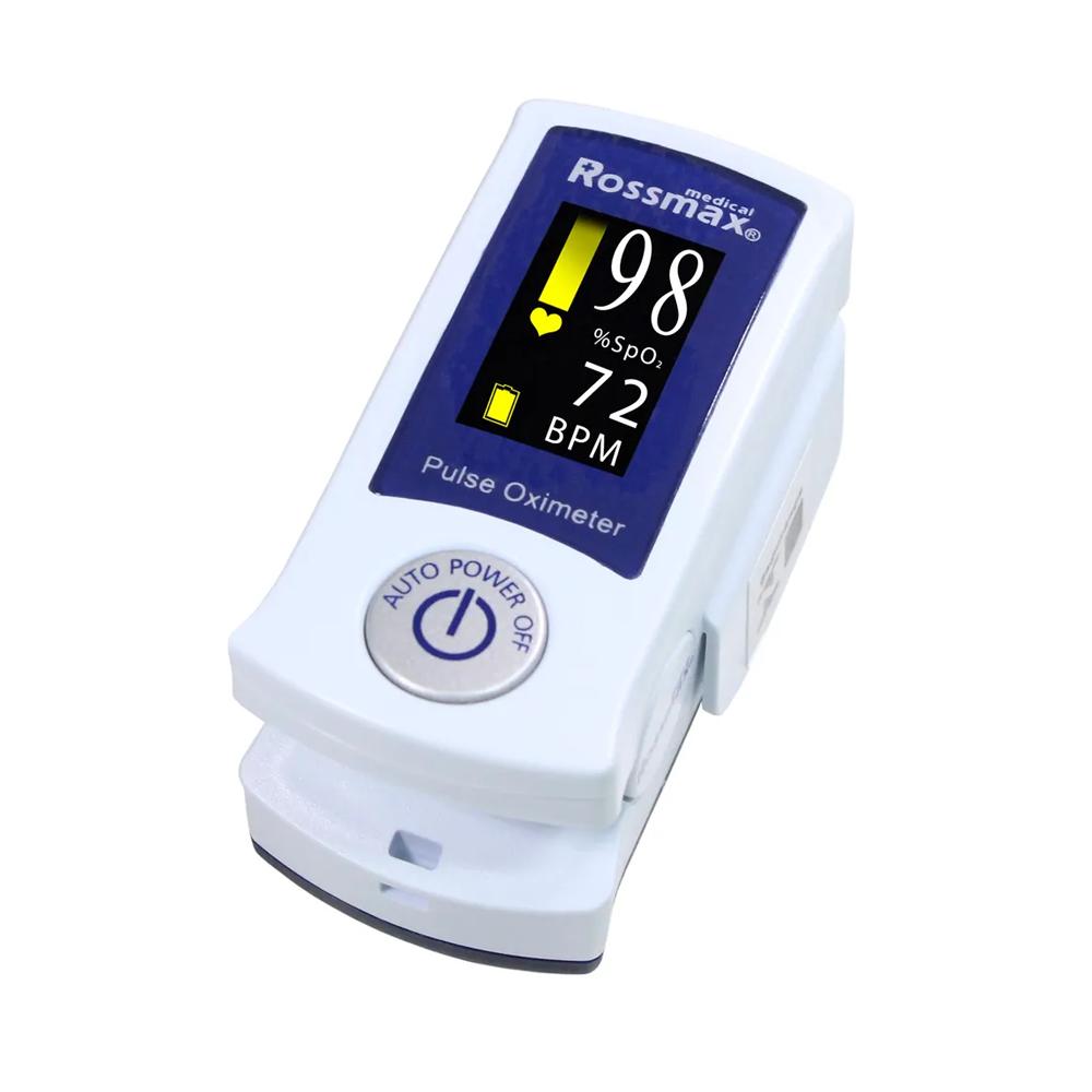 Oxímetro de Pulso Portátil com Idade Vascular SB220