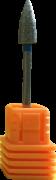 Broca diamantada Nº 8 para micromotor e lixadeira