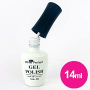 Esmalte em gel branco uv/led - nail perfect 14ml