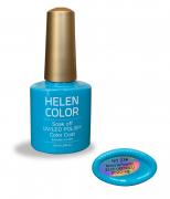 Esmalte em gel Helen Color 10ml - azul claro #23