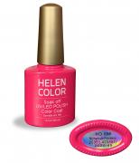 Esmalte em gel Helen Color 10ml - rosa pink #58