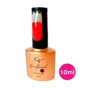 Esmalte em gel vermelho uv/led - girl fatale 10ml #gf113