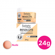 Gel Autonivelante para unhas - Beltrat Resolute Nude 24g