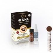 Kit Henna Pro Castanho Avermelhado Vòlia PA036