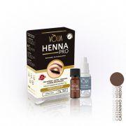 Kit Henna Pro Castanho Média Vòlia PA002
