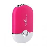 Mini Ventilador ROSA de mão USB para alongamento de cílios