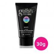 Polygel Gelish WHITE Led Uv Alongamento Unhas 30g