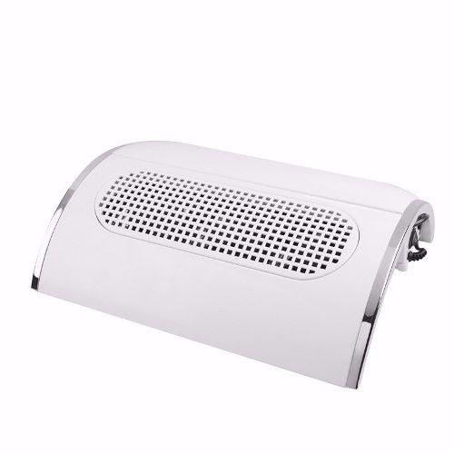 Aspirador sugador coletor de pó para unha 3 ventiladores bivolt