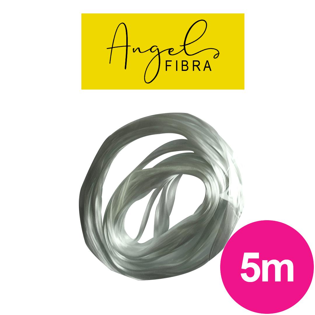 Fibra de vidro angel fibra cordão para alongamento - unhas de fibra com 5 metros