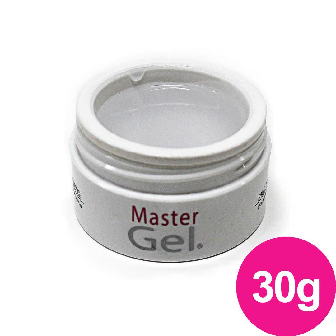 Gel para alongamento de unhas - Adore master gel uv clear pote 30g