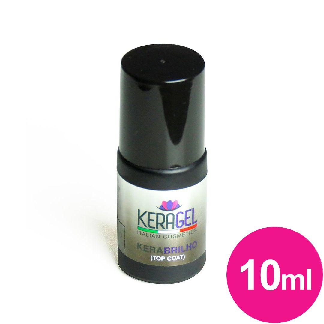 KERABRILHO TOP COAT (SELADOR), selante da Keragel 10ml
