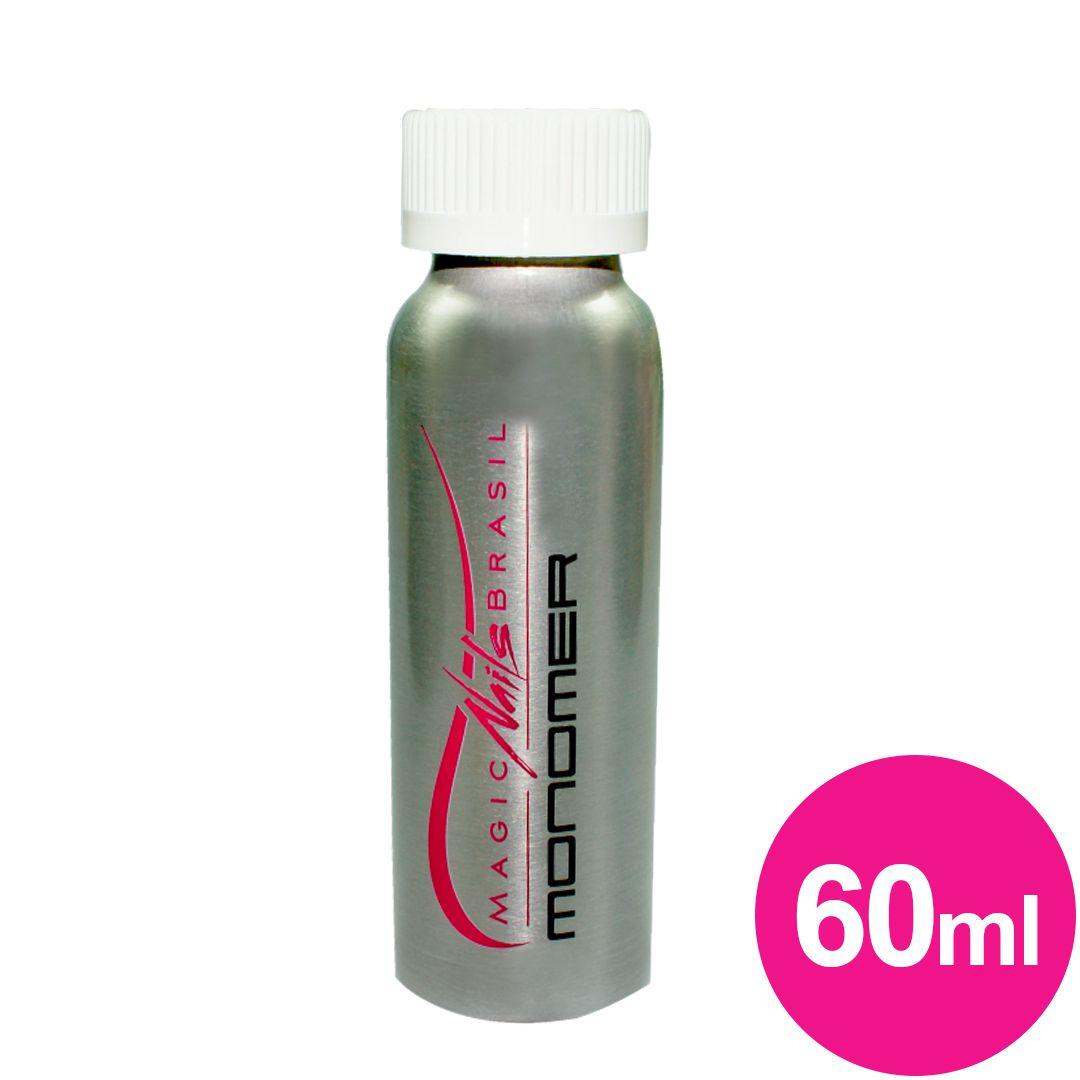 Líquido Acrílico Monomer Magic Nails 60ml