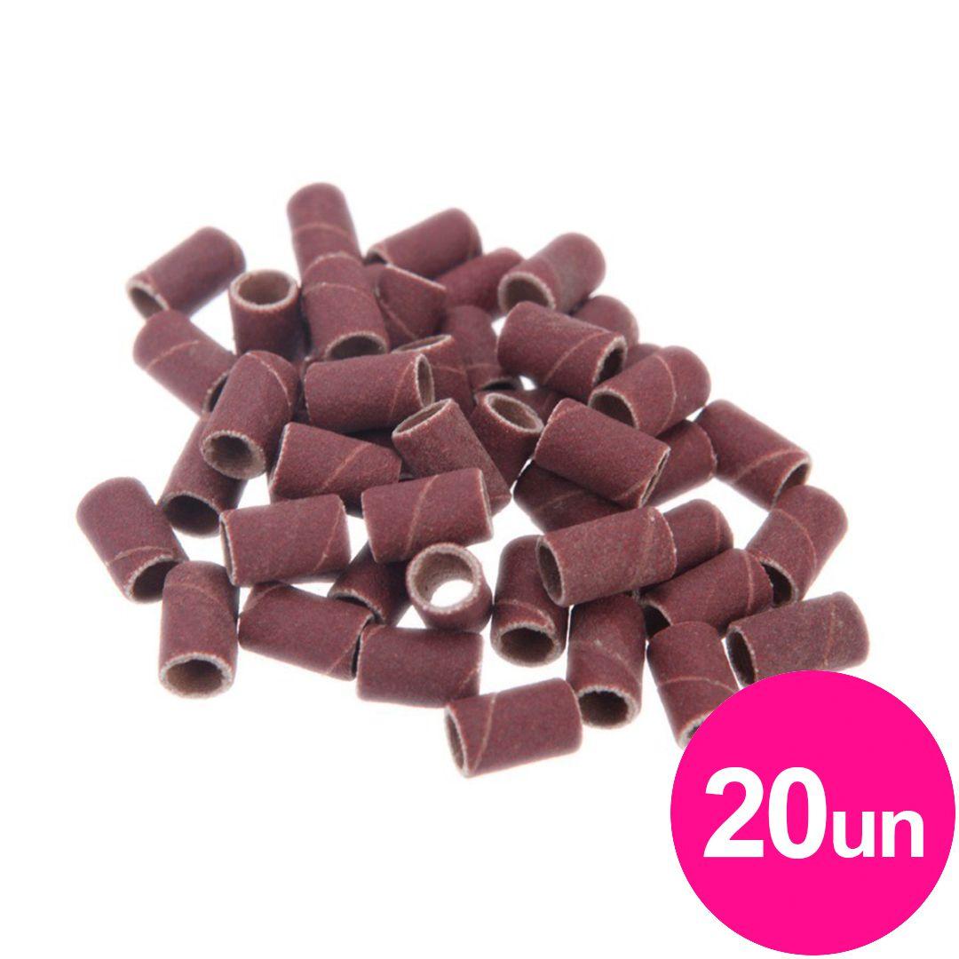 Lixa Send para Mandril Micromotor embalagem com 20un