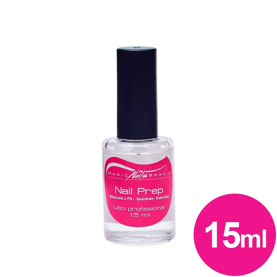 Nail Prep Desidratador Magic Nails - 15ml