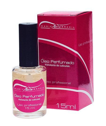 Óleo Hidratante Perfumado MAGIC NAILS para Cutícula 15ml