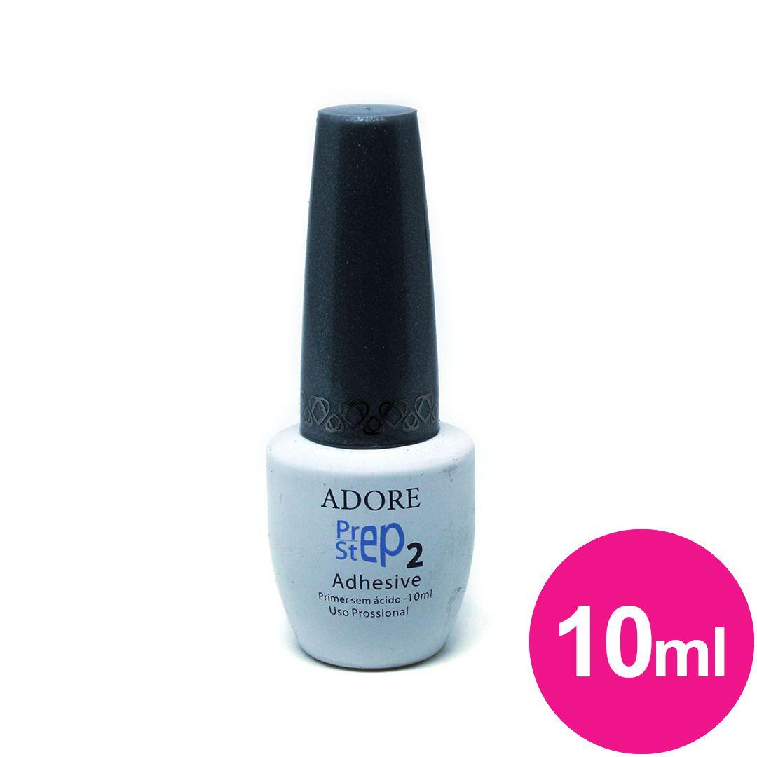 Prep Step 2 Adhesive Primer Adesivador Adore - vidro de 10ml - Primer sem ácido