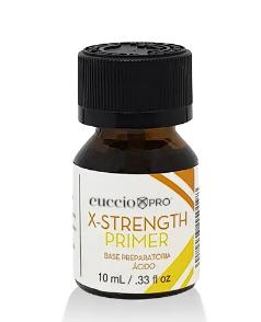 X-strength Primer Cuccio Extra Strength com ácido 10ml