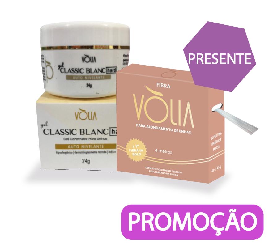 PROMOÇÃO compre gel hard e ganhe fibra de vidro - BLANC HARD