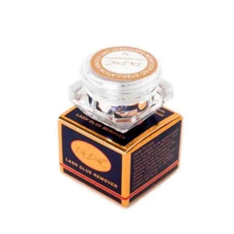 Removedor de cola alongamento cílios em creme Da Diva - 11074