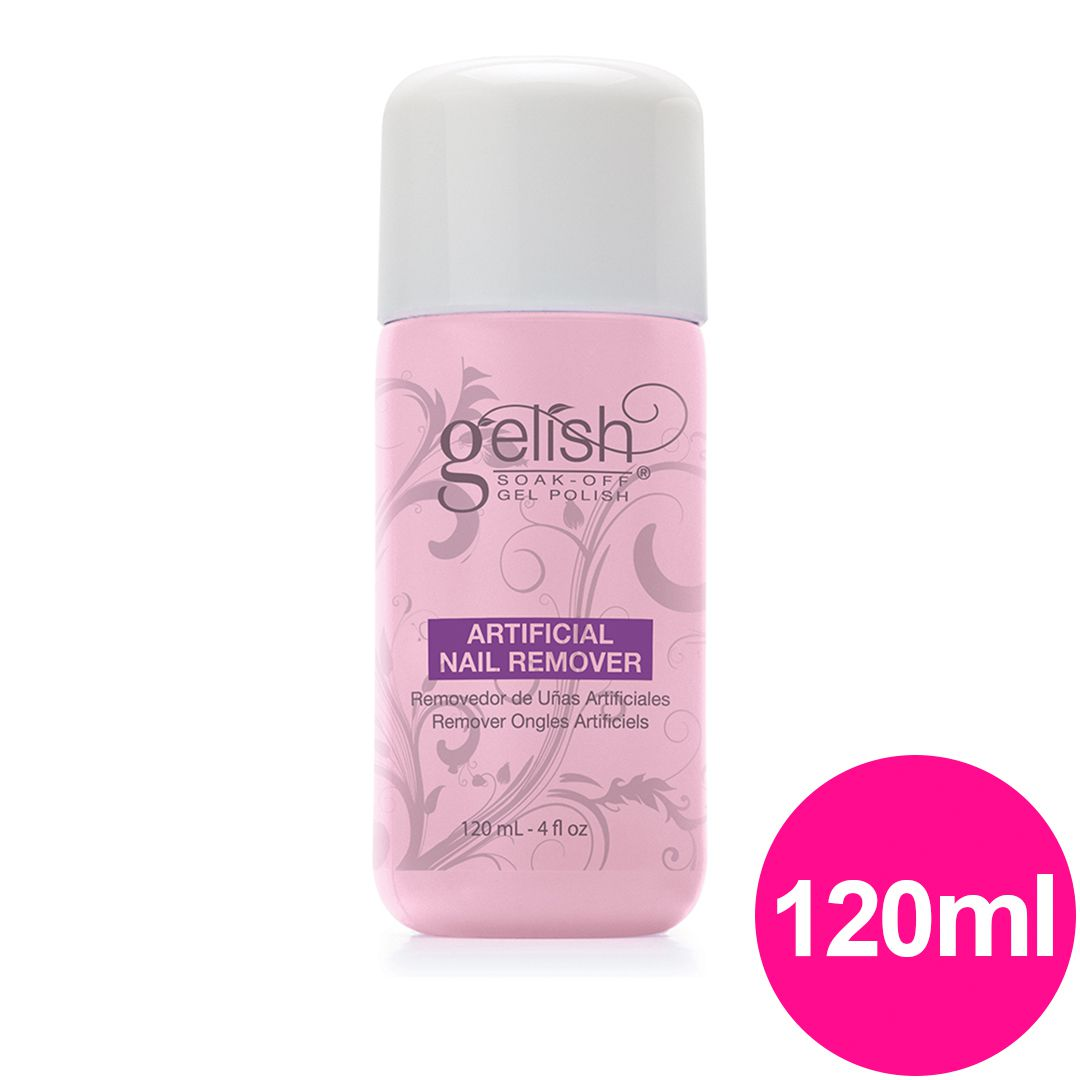 Removedor de unhas artificias Gelish - Harmony 120ml cod 2010
