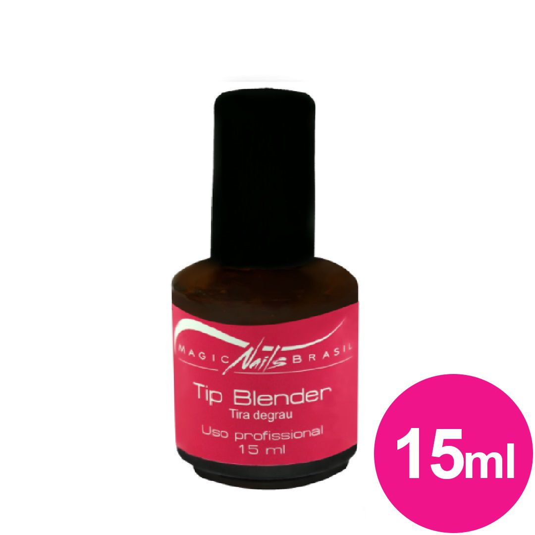 Tip Blender Magic Nails 15ml - Tira degrau
