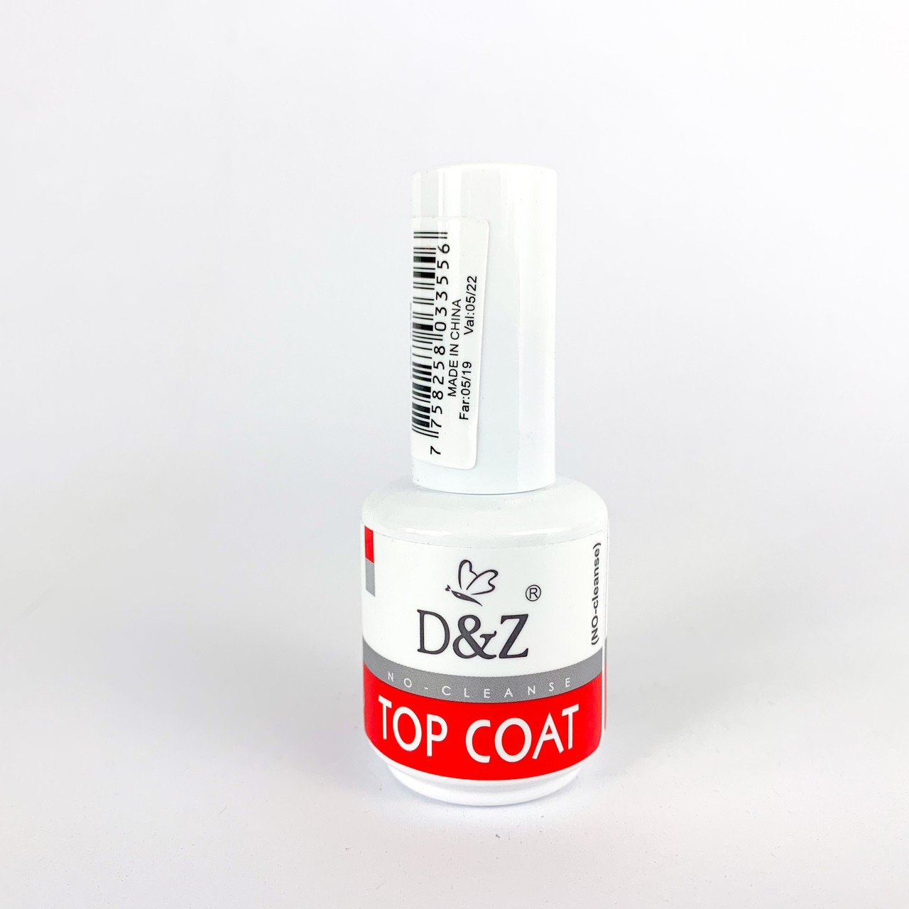 Top coat (selador) selante - D&Z 15ml