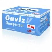 Antiácido Estomacal para Cães e Gatos Caixa Gaviz V 10mg (50 comprimidos) - Agener União