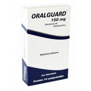 Antibiótico Dentário para Cães Oralguard 150mg - CEPAV